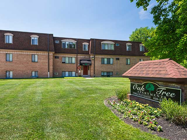 Oak Tree Apartments Glenolden Pa